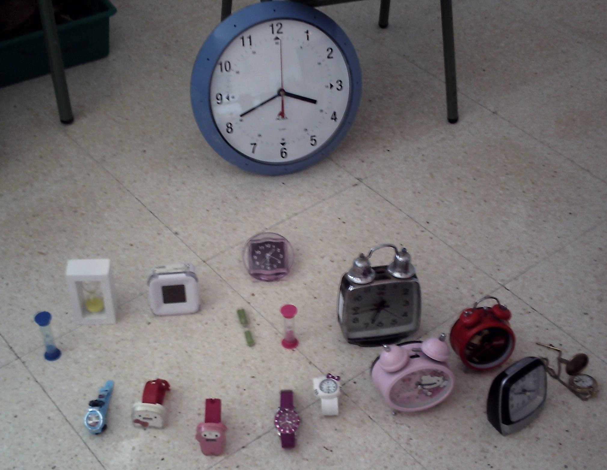 relojes blog